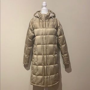 The North Face Gold 600 Goose Down Puffer Jacket